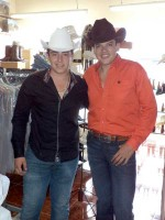 Francisco Martinez y Leandro Rios