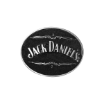 HEBILLA JACK DANIEL OLD No. 7 OVAL